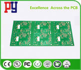 1OZ Copper Single Sided PCB Board OSP Surface Finish 1.2mm Thickness CE Approval