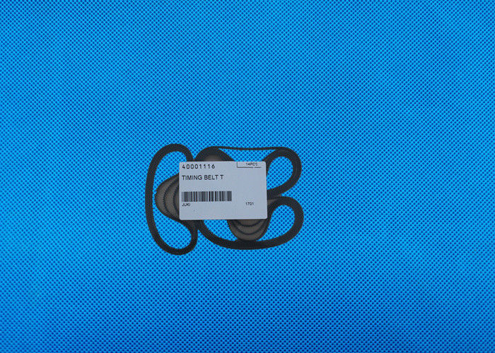Toothed SMT Timing Belt T 40001116 JUKI SMT Placement Equipment Application