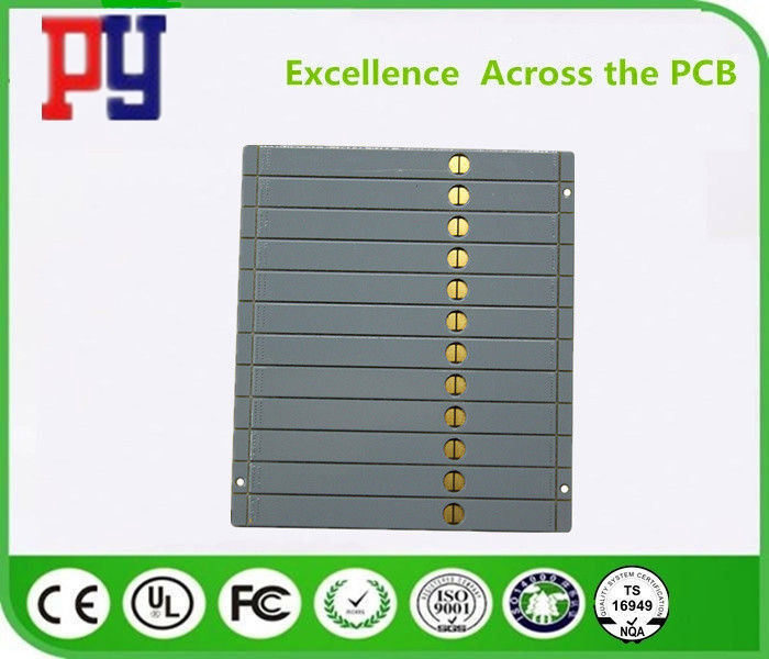 5/5 Mil Line Width Fr4 Pcb Material Data Sheet Adapter Plate Thickness 1.6mm