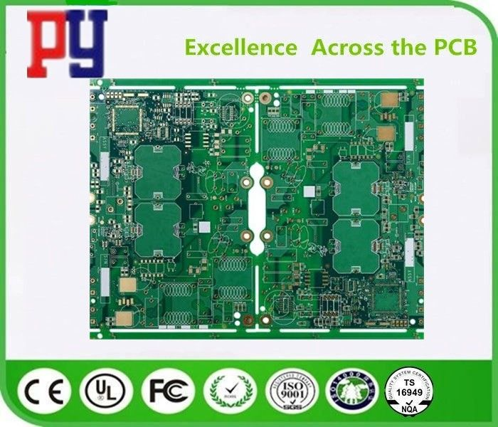 Durable Prototyping Pcb Circuit Board , 6 Layer Fr4 Printed Board Assembly