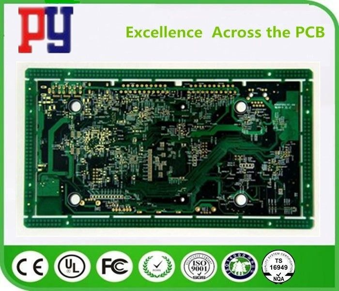 Durable PCB Printed Circuit Board 10 Layer Fr4 1OZ For Engine Control Systems