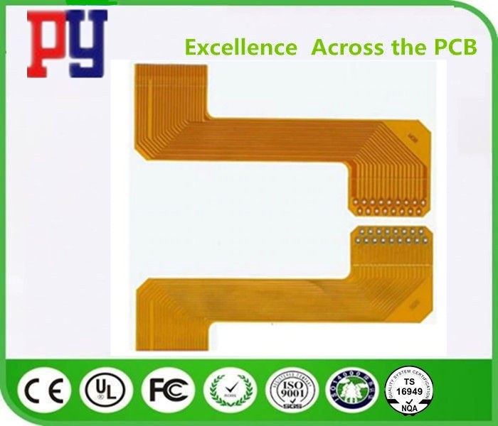 Double Side Polyimide Custom Printed Circuit Board , PCB Prototype Board Durable