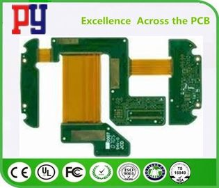 China professional_electronic_rigid_flex_pcb_printed_circuit_boards fábrica